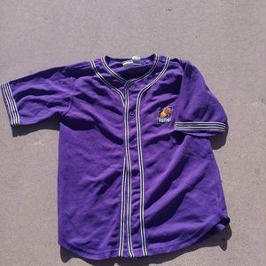 Vintage Phoenix Suns Baseball Jersey